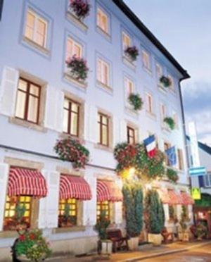 Hotel Restaurant La Croix d'Or Orbey