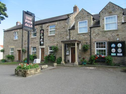 Hotel Pictures: The Four Alls, Barnard Castle