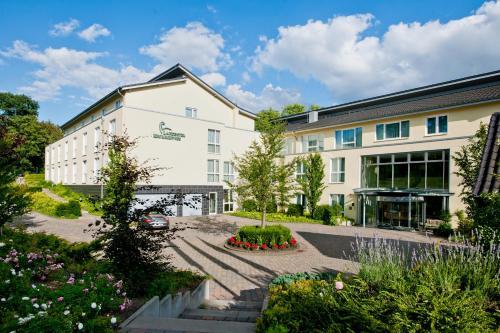 Gut porz ratingen ein guide michelin restaurant for Hotel michelin