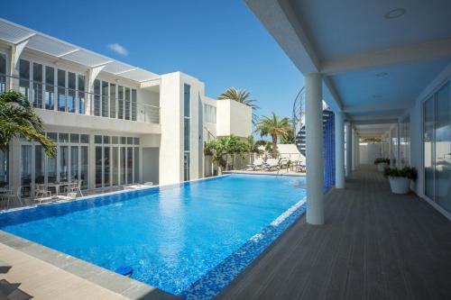 Hotelfoto's: Ocean Z Boutique Hotel, Palm-Eagle Beach