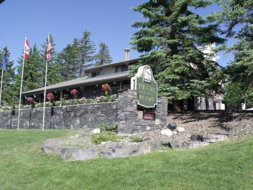 Tunnel Mountain Resort