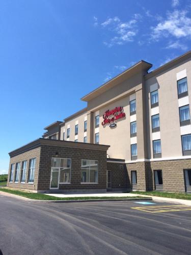Hotel Pictures: Hampton Inn & Suites Truro, NS, Truro