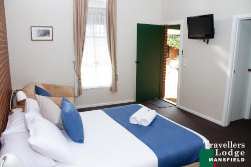 ホテル写真: Mansfield Travellers Lodge Motel, Mansfield