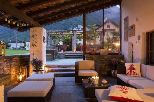 Hotel Pictures: , Bignasco