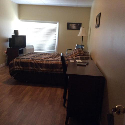 Hotel Pictures: Resto Motel Le Riverain, Matapedia