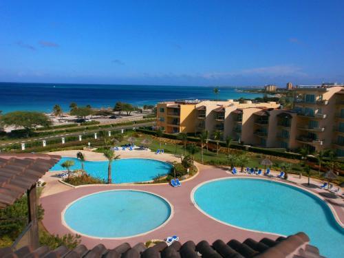 Hotelfoto's: Tropical Penthouse One-bedroom condo - BG532, Palm-Eagle Beach
