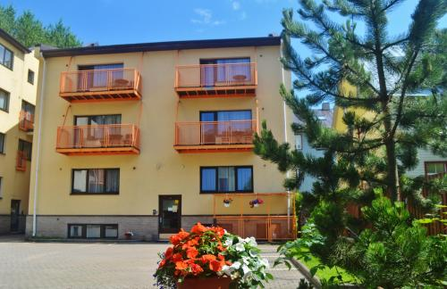 Pilve Apartments