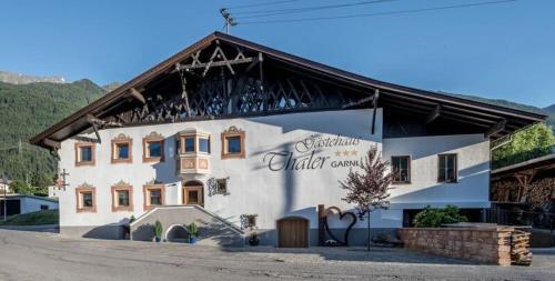 ホテル写真: Hotel Thaler, Rietz