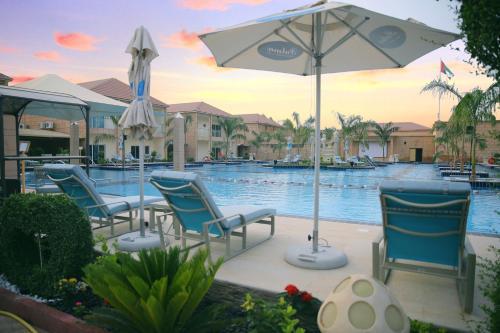 Фотографии отеля: Palma Beach Resort & Spa, Умм-эль-Кайвайн