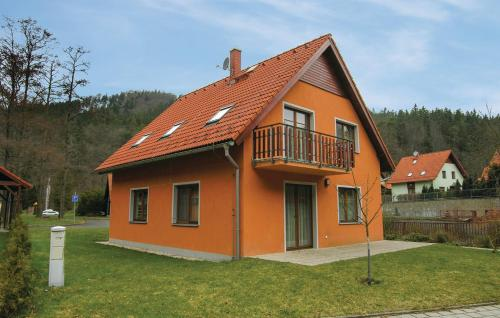 Holiday Home Karlovy Vary with Fireplace I