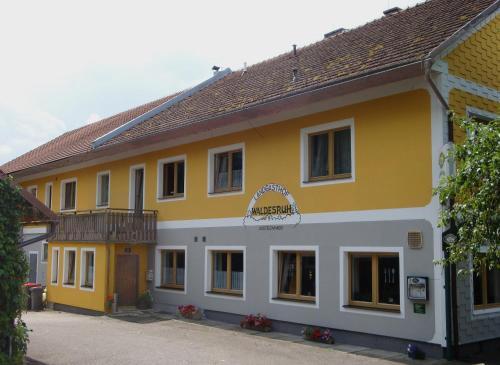 酒店图片: Landgasthof Waldesruh, Gallspach