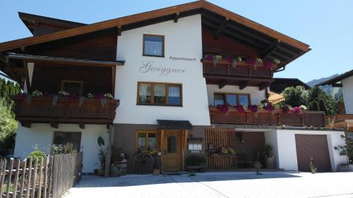 Фотографии отеля: Appartement Gwiggner, Нидерау