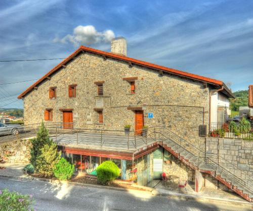 Hoteles goizueta reserva de hotel goizueta viamichelin - Casa rural arginenea ...