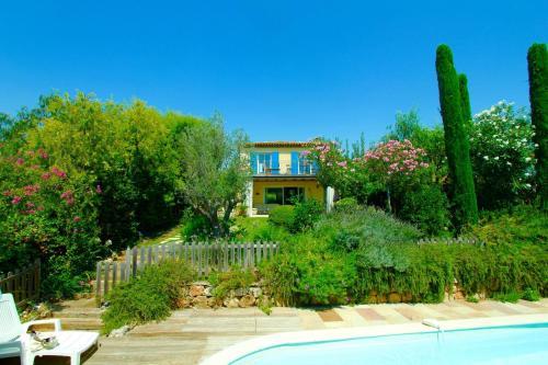 Maison avec piscine - Côte d'Azur mer