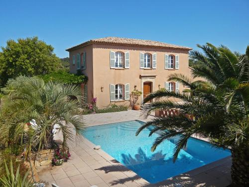 Holiday home Bastide Rose Sainte Maxime