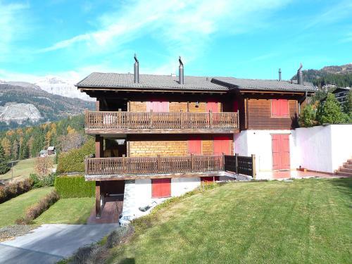 Apartment Le Zenit Crans Montana