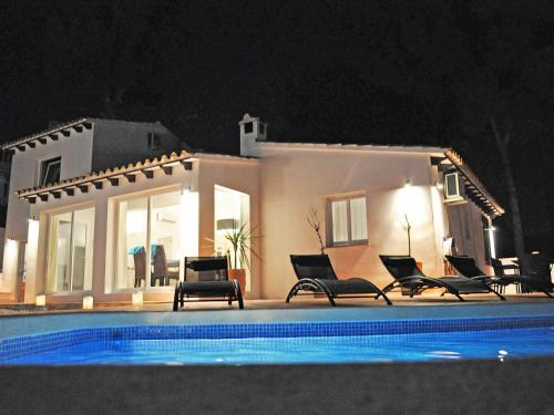 Holiday home Los Pajaros Moraira