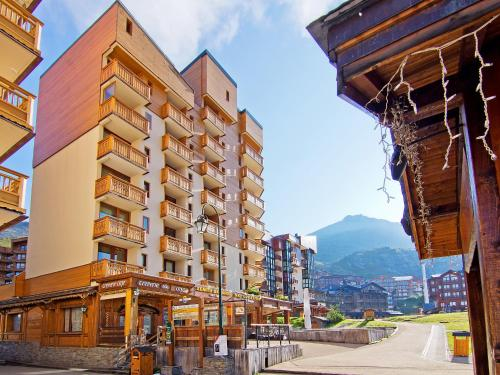 Apartment Le Zenith Val Thorens