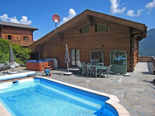 Holiday home Coeur La Tzoumaz