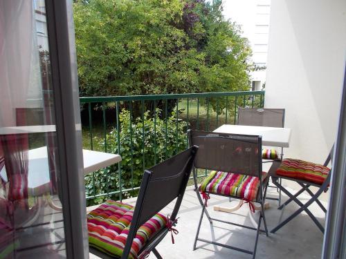Hotel Pictures: Clémenceau 2, Royan