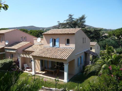 Holiday home Parc du Vieil Castel Les Issambres