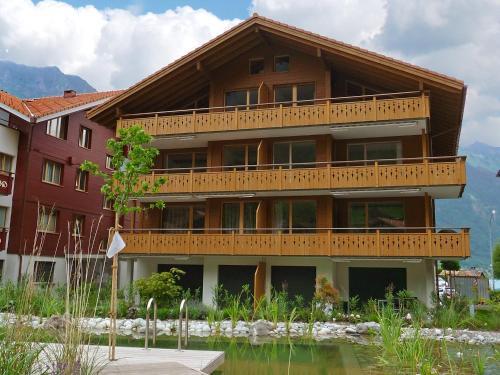 Apartment Augstmatthorn / Langenberg Iseltwald