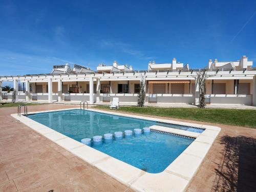 Holiday home Residencial Les Gavines III Sant Carles de la Ràpita