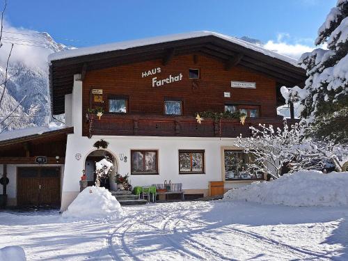 Fotografie hotelů: Farchat 2, Umhausen