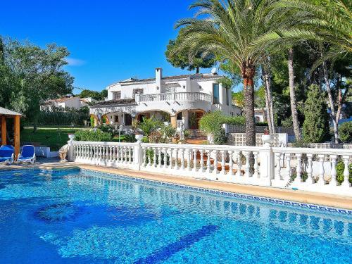 Holiday home Villa el Pinar Moraira
