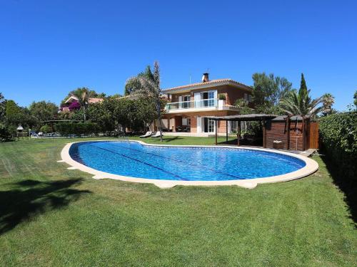 Holiday home Casa Cala Vidre II L'Ametlla de Mar