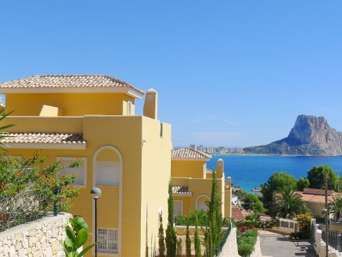 Holiday home Montesol I Calpe