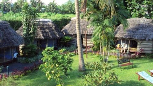 The Samoan Outrigger Hotel