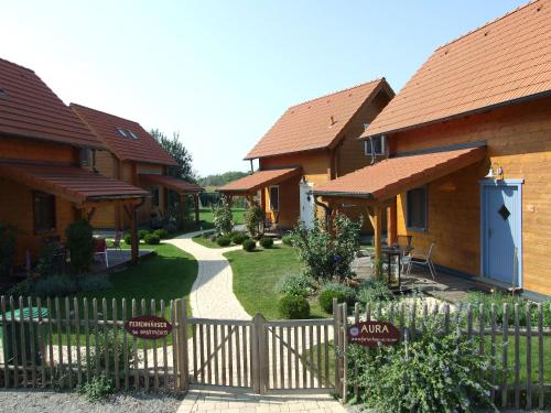 Fotografie hotelů: Ferienhäuser Aura, Sankt Andrä bei Frauenkirchen