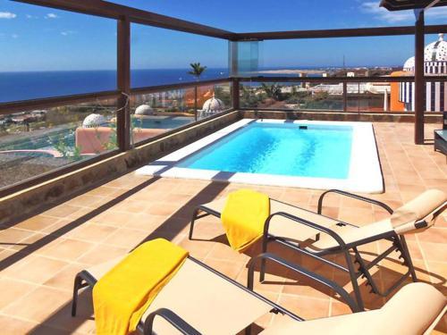 Villa with Private Pool Altos Gloria Belabú