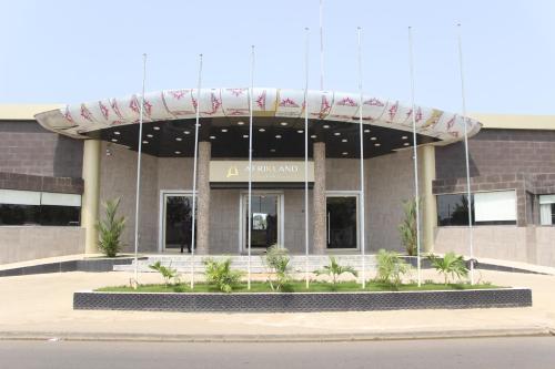 Hotel Pictures: Afrikland Hotel, Grand-Bassam
