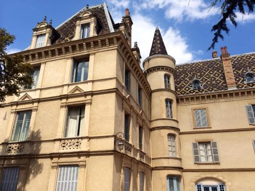 Hotel Pictures: Appartement Château Randin, Écully