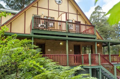 Fotografie hotelů: Mountain Lodge, Mount Dandenong