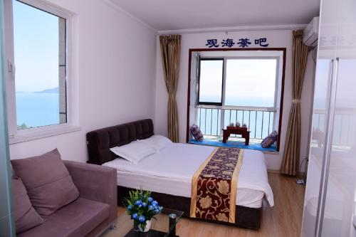 Hotel Pictures: Window of Sea Watching the Sea Apartment, Weihai