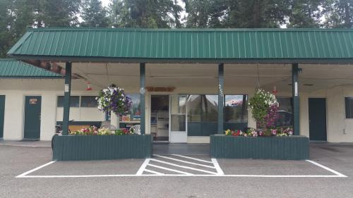 Hotel Pictures: Evergreen Motel, Princeton