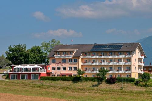 Fotos do Hotel: Hotel-Pension Melcher, Drobollach am Faakersee