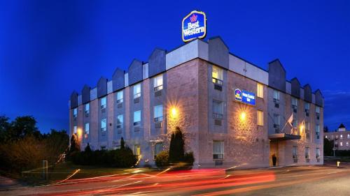 Hotel Pictures: Best Western Swan Castle Inn, Cochrane