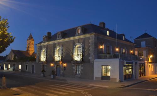 Hotel Pictures: Le Général d'Elbée Hotel & Spa, Noirmoutier-en-llle