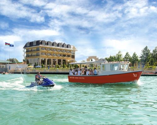 Hotellikuvia: River Side Hotel, Mingachevir