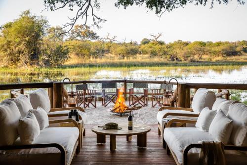 Hotel Pictures: Sanctuary Chief's Camp, Okavango Delta