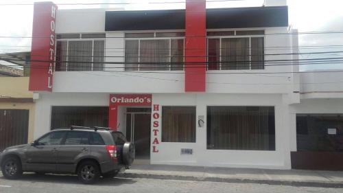 Hotel Pictures: Orlandos Hostal, Ibarra