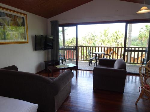 Fotos del hotel: #17 Korora Palm - 1 Bedroom Bure, Coffs Harbour
