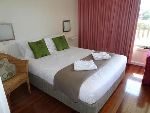Hotelbilder: #10 Korora Palms - 1 Bedroom Family Apartment, Coffs Harbour