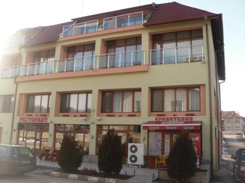 Hotelfoto's: Hotel Pri Spaska, Banya
