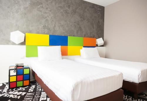 酒店图片: Hotel Tristar, 拉卢维耶尔