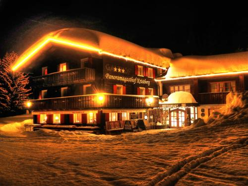 Foto Hotel: Panoramagasthof Kristberg, Silbertal